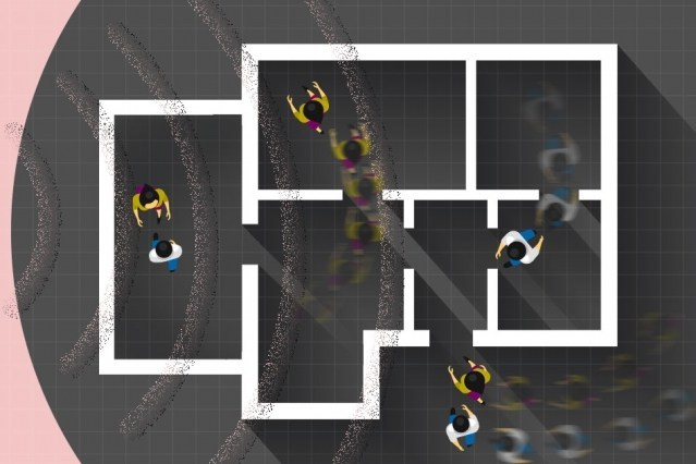 Wireless Movement-Tracking System Could Collect Health and